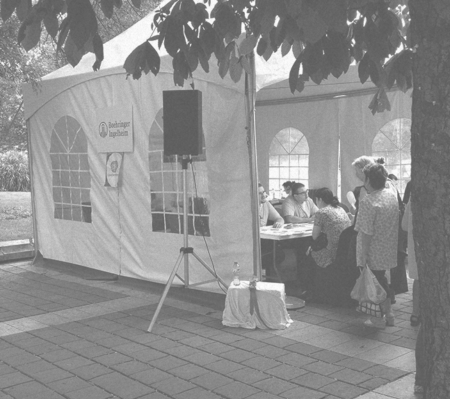 World Spirometry Day, Spiriva Tent, Pleven, 27.06.2012