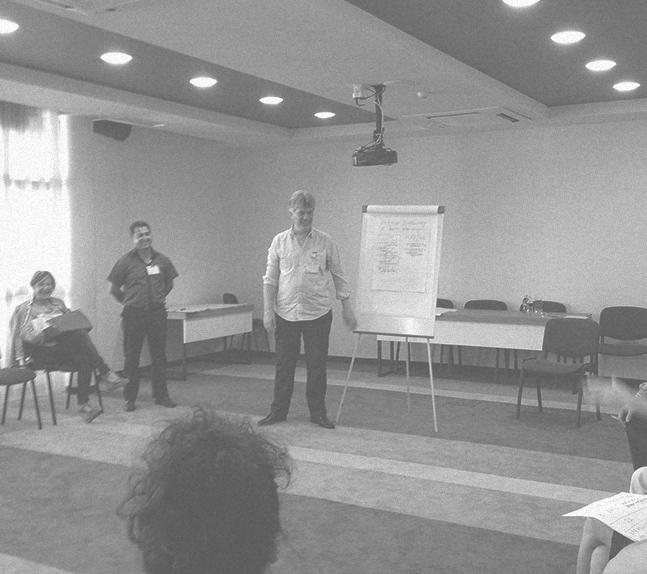 Presentation Skills Seminar, Belchin Banya, 15.06.2013