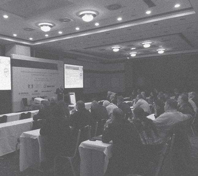 XXIII Национална конференция по неврохирургия, Хотел РИУ Правец, 07-09.11.2014