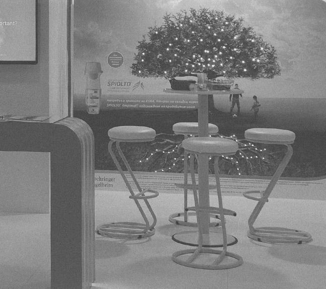 Spiolto Exposition Stand, Hotel Rila, Borovetz, 22-24.06.2018