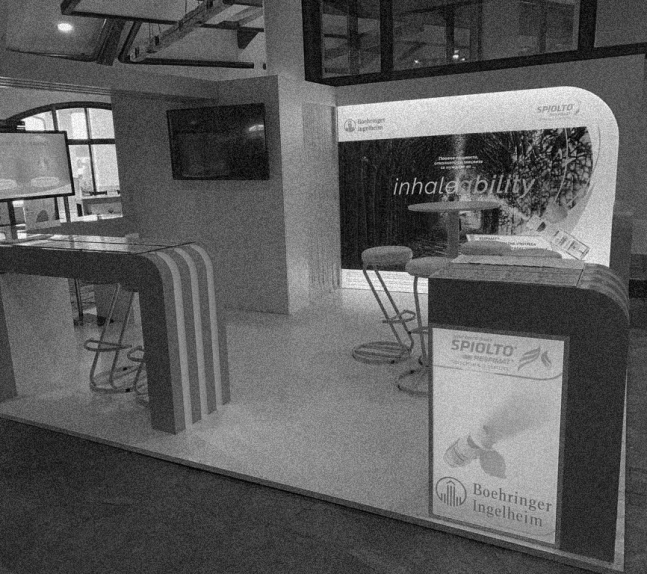 Spiolto Exposition Stand, SPA & Wine Complex