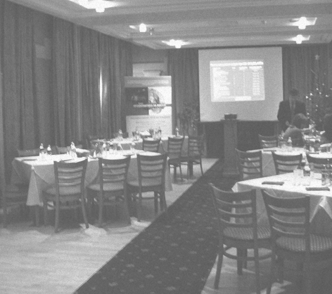 Pradaxa Presentation and Dinner, Stara Zagora 16.12.2011